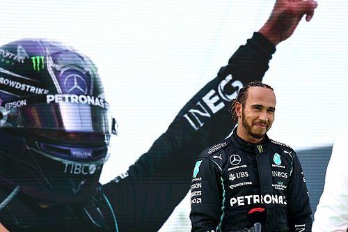 Hamilton wil rond zomerstop helderheid over nieuw contract
