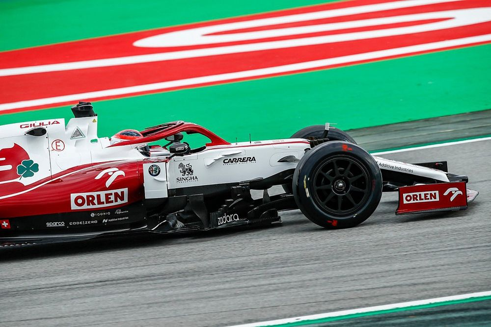 Pirelli: entre 80 y 90% de concluir los neumáticos para la F1 2022