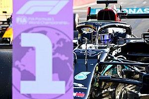 Mercedes: perché Hamilton festeggia una pole che non... esiste?