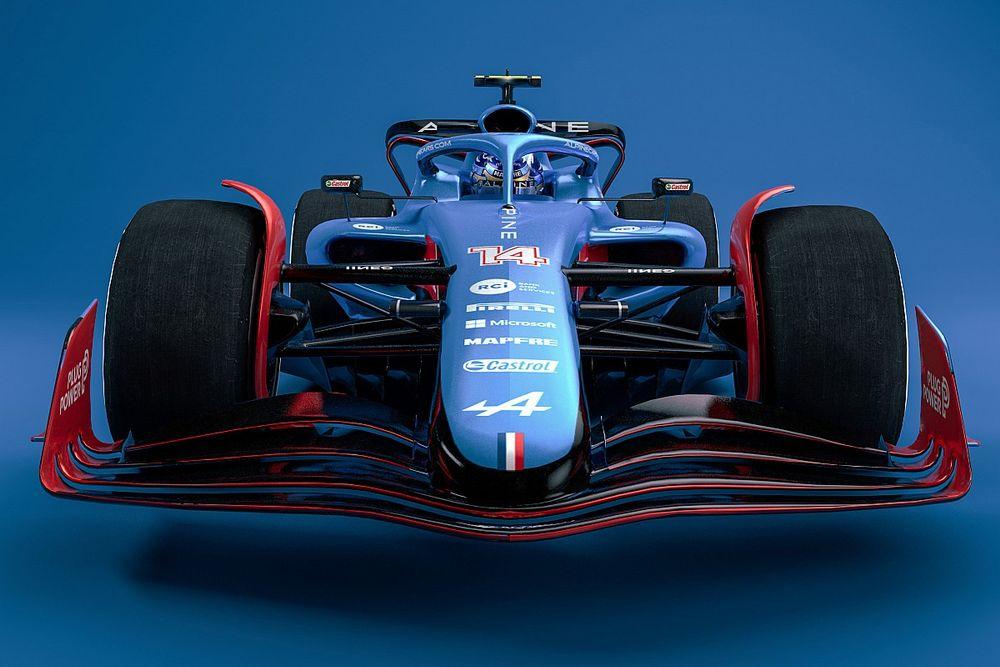 Así serían los F1 2022 con las decoraciones de cada equipo