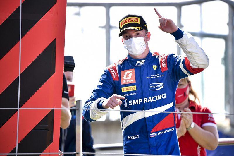 Robert Shwartzman Sadar Diri Belum Pantas ke F1