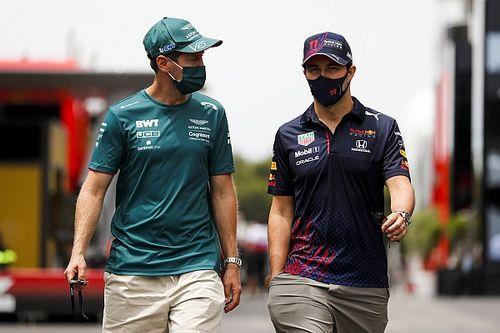 """Ralf Schumacher: """"Vettel debería dominar a Stroll como lo hacía Pérez"""""""