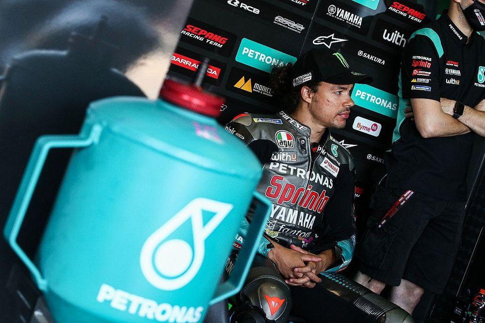 """Morbidelli: """"Vorrei realizzarmi come pilota, ma non avere la vita di Marquez e Rossi"""""""