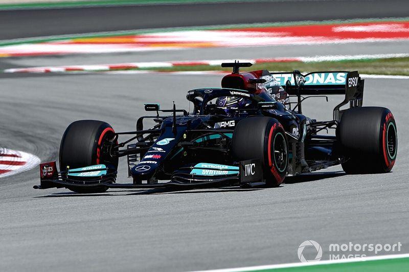 Hamilton: Geweldig om progressie Ferrari, McLaren en Alpine te zien
