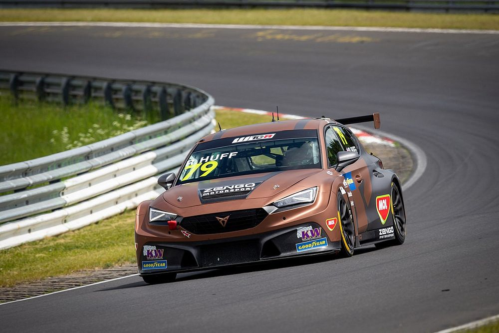 Character building WTCR return for Cupra's Huff