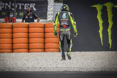 1.500 Hari Tanpa Kemenangan Bisa Tandai Keputusan Valentino Rossi