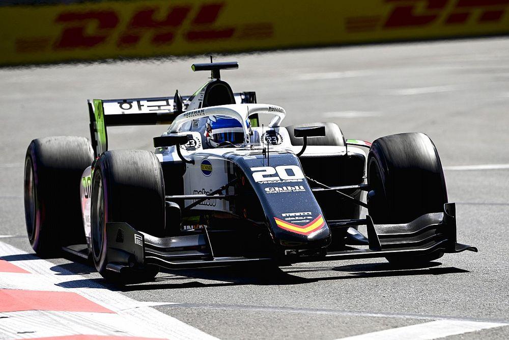 Campos Racing Pertahankan Nannini untuk F2 Inggris