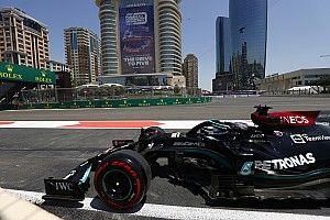 """F1: Hamilton diz que resultado em Baku foi """"monumental"""" após um """"desastre"""" de fim de semana"""