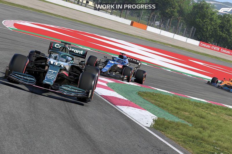 Nos premières impressions sur F1 2021