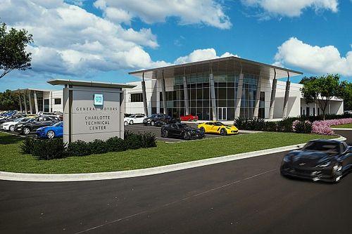 Ground broken on much-delayed GM racing tech center