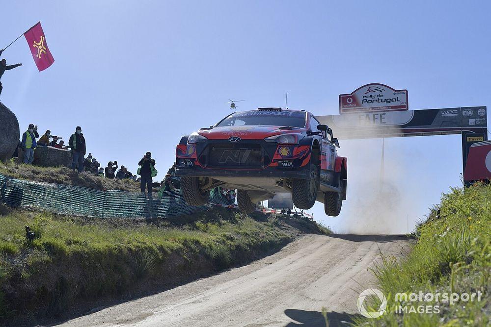 VIDEOS: lo mejor del Rally de Portugal 2021