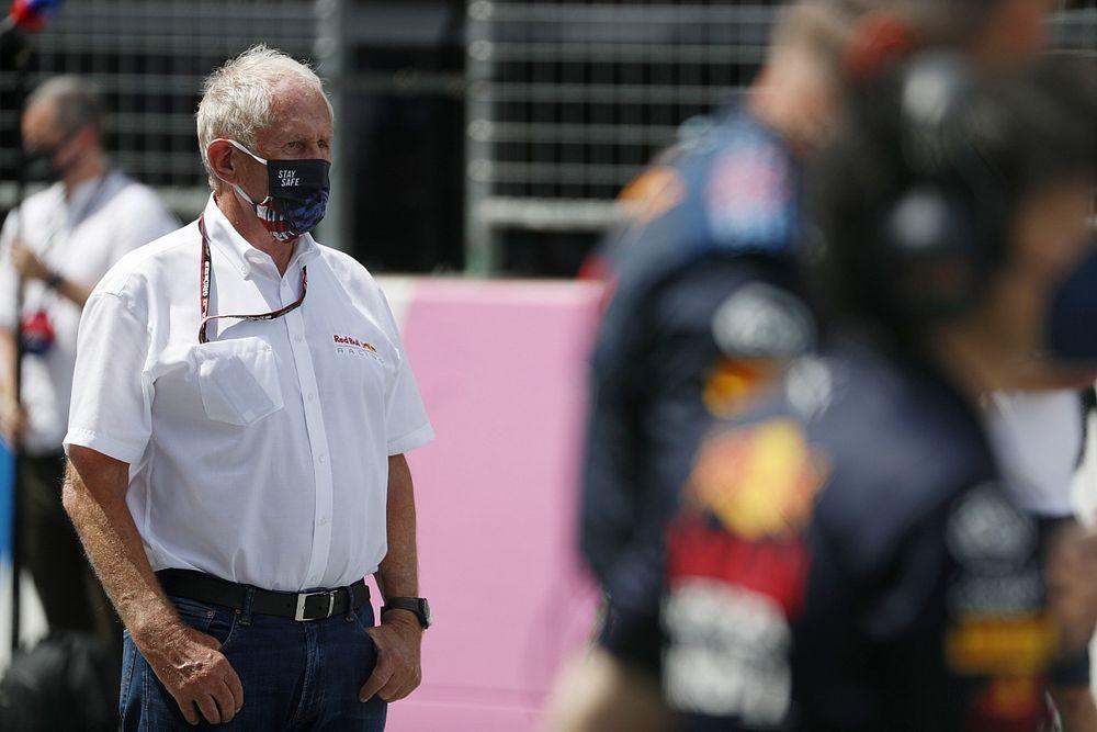 Marko, Macaristan GP kazası sonrası Bottas'a çok öfkelenmiş