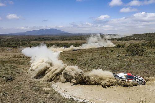 Le Safari Rally au calendrier WRC au moins jusqu'en 2023