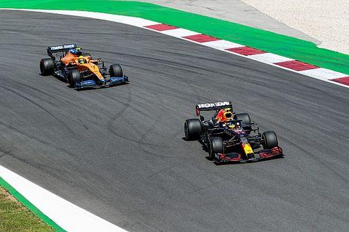 """Red Bull: """"Perez'i, Hamilton'ı engellemek için kullanmadık"""""""