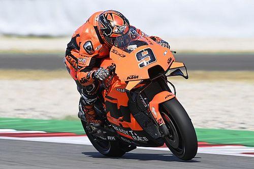 Sasis Baru Bantu Petrucci Lebih Nyaman Kendarai KTM RC16