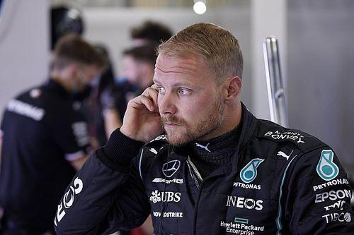 F1: Problema com sensor causou perda de potência de Bottas no GP de Portugal