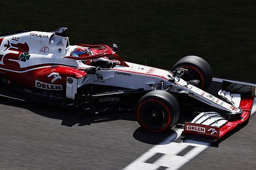 Alfa Romeo'nun Raikkonen'in cezası için yaptığı iptal başvurusu reddedildi