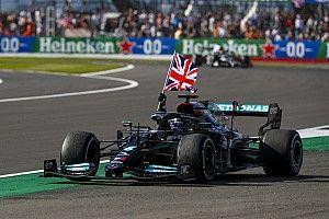 英国大奖赛:汉密尔顿克服事故、受罚,逆转莱克勒克获胜