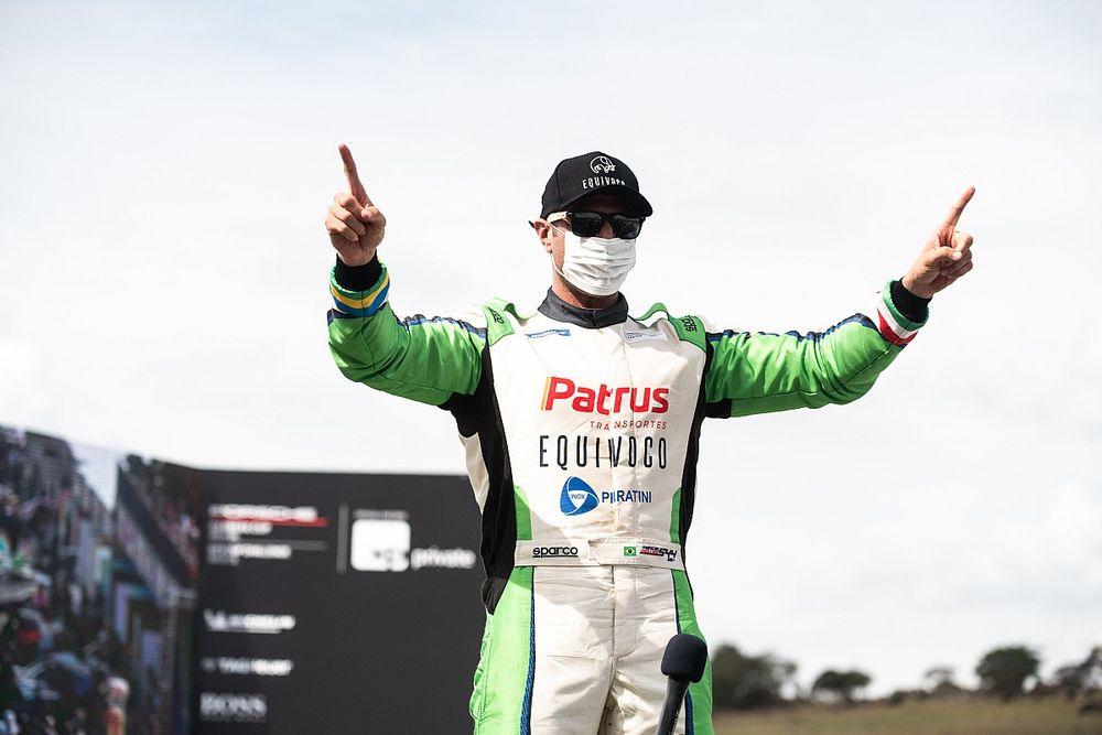 """Porsche Cup: Muller admite que sentimento de vitória é """"quase um título"""""""