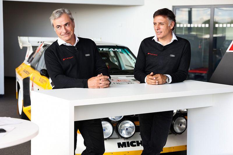 Realistis, Target Audi dan Sainz di Reli Dakar 2022