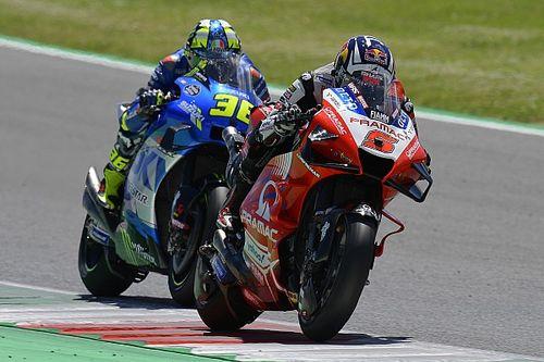 ¿Está copiando Zarco la estrategia de Mir para ser campeón de MotoGP?