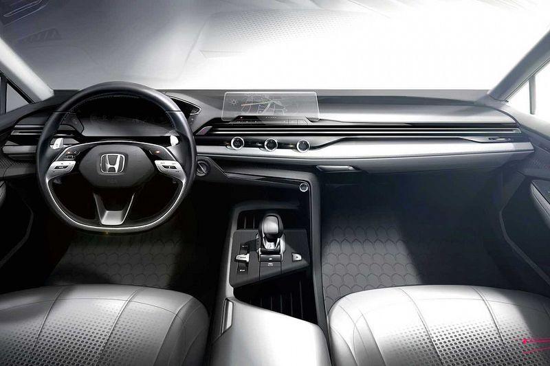 Así serán los futuros interiores de Honda