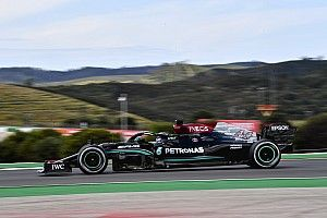 F1 Portuguese GP: Hamilton tops FP2 ahead of Verstappen