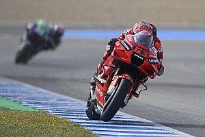 """Bagnaia: """"La confidenza con la Ducati sta facendo la differenza"""""""