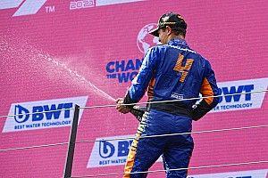 McLaren hoopt vanaf 2024 mee te kunnen strijden om de titel