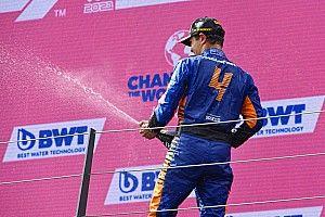 McLaren heeft back-up klaarstaan bij eventuele schorsing Norris
