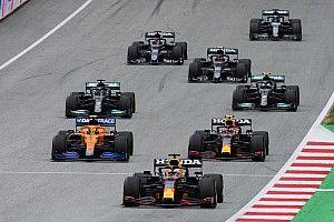 Jadwal F1 GP Inggris 2021 Pekan Ini