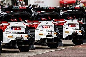 Yaris Rally3 w drodze