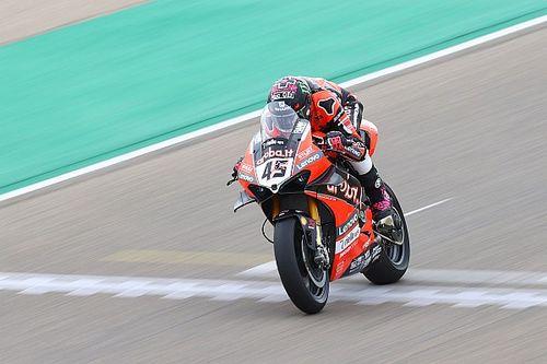 SBK, Aragon: colpo di reni di Redding e Ducati, trionfo in Gara 2