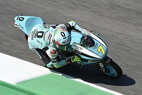 Moto3: sventola il tricolore per Dennis Foggia al Mugello