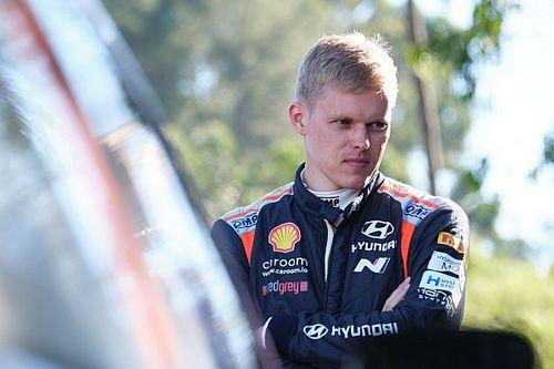 "Tanak has ""feeling of anticipation"" for remainder of WRC season"