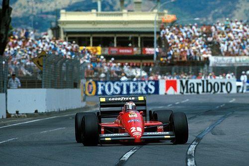 Ferrari F1-87: più che una vettura, una granata politica