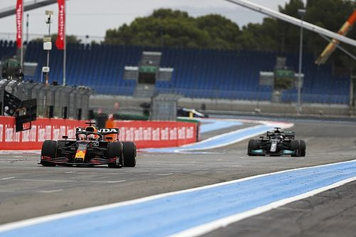 Verstappen: Radio issues didn't make France win more complicated
