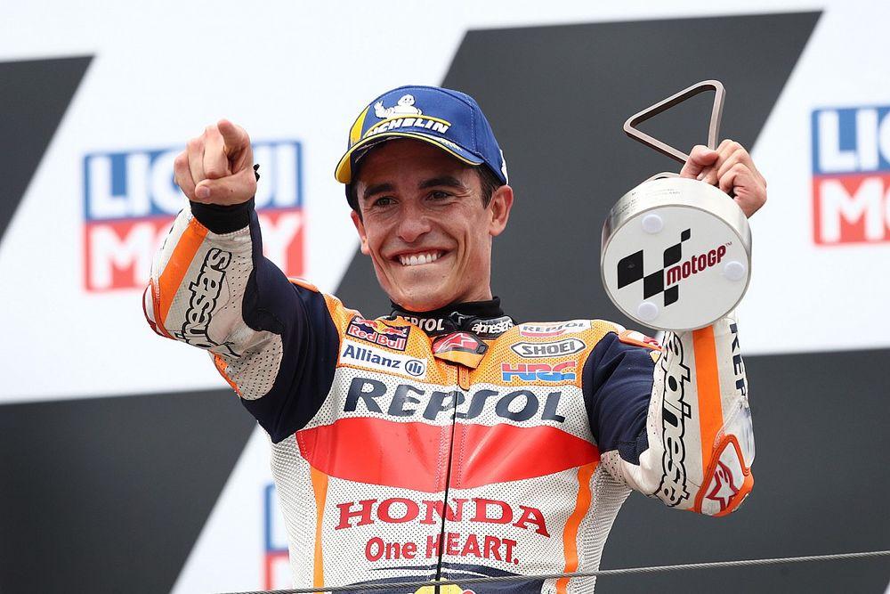 Course - Marc Márquez retrouve la victoire avec autorité !