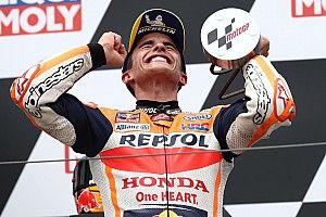 MotoGP Almanya: Marquez, 2019 yılından sonra ilk kez kazandı!