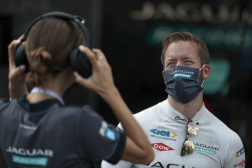 Cetak Poin di Race 1 New York E-Prix, Sam Bird Puji Kru Pit Jaguar