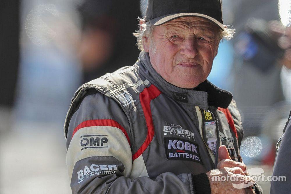 Smith to make 50th New Zealand Grand Prix start