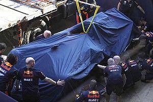 Kazada sorumluluğu üstlenen Gasly: Leclerc'le aynı turu atamazdık