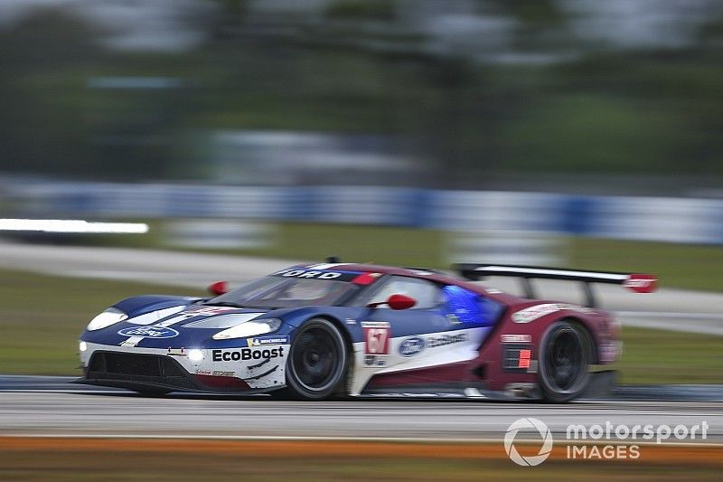 Ford can't blame BoP for lack of IMSA title - Westbrook