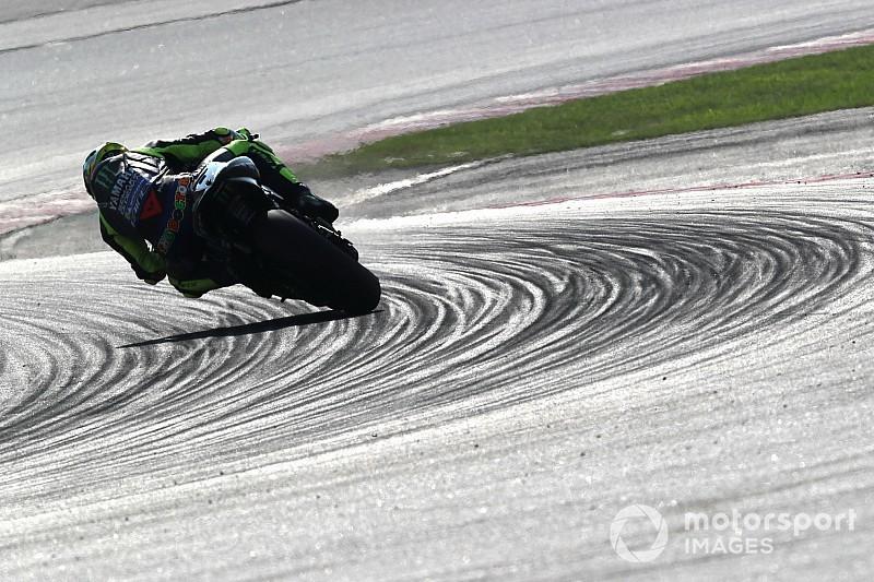 Fotogallery MotoGP: l'ultima giornata dei test di Sepang