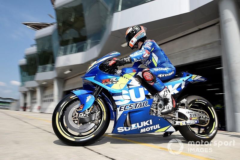 Suzuki satisfait du développement réalisé par Rins