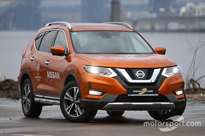 Nissan X-Trail: Безпечний кросовер для пошуку пригод