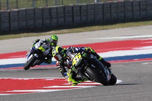 "Rossi: ""Le he pedido a Yamaha el deflector trasero"""