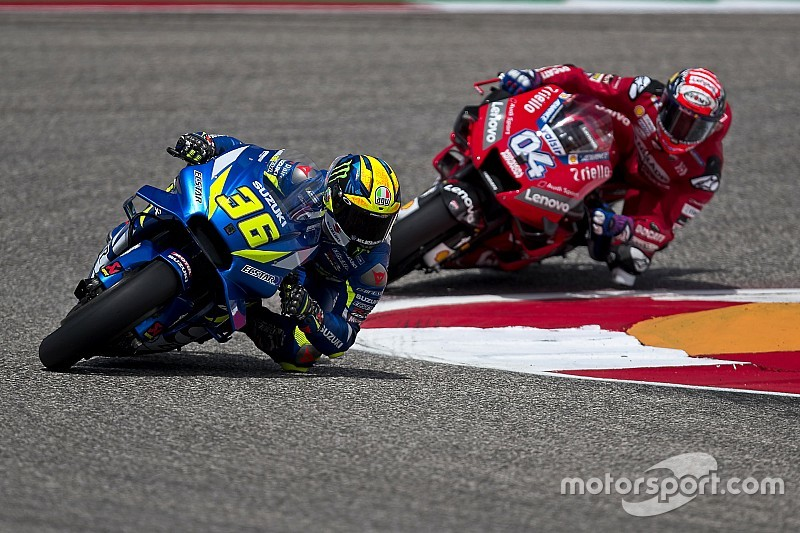 Austin MotoGP - the race as it happened
