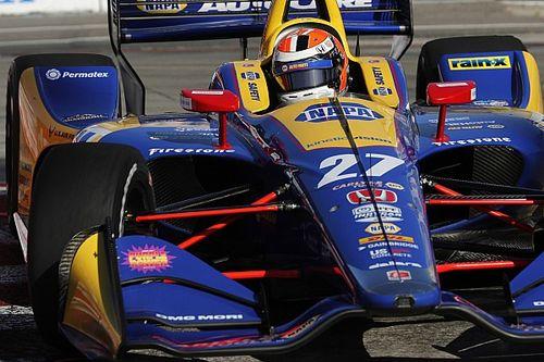 Rossi manda en la segunda práctica