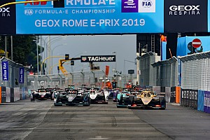 Formula E says it's up to WEC to avert date clashes